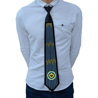Sound Activated LED Tie - A3