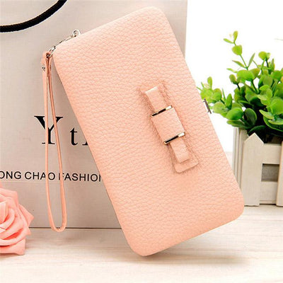 Wallet for Women - A Pink