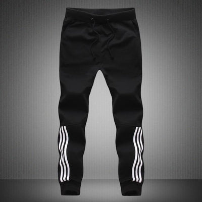Trendy Track Pants - Black2 / S