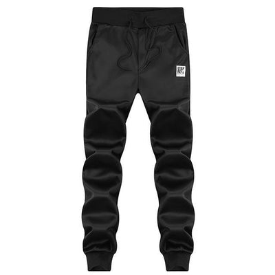 Trendy Track Pants - Black4 / S