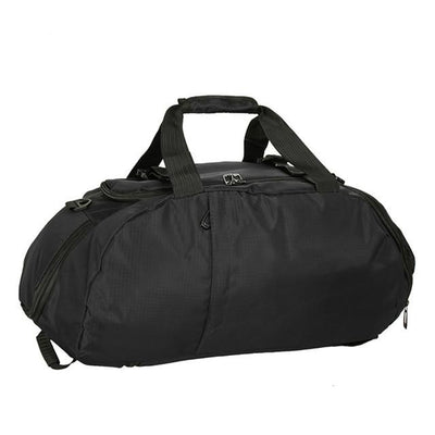 fitness bag - Black