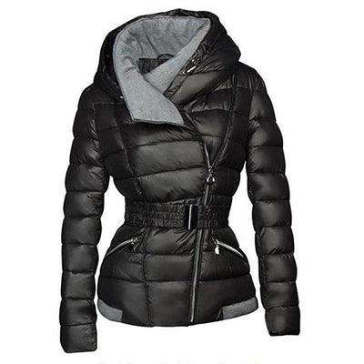 Winter Puffer Jacket -