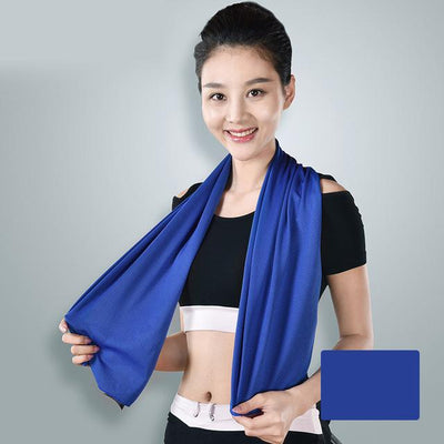 Cooling Towel - Blue