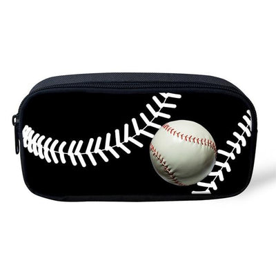 Sports 3D Pencil Case - Baseball