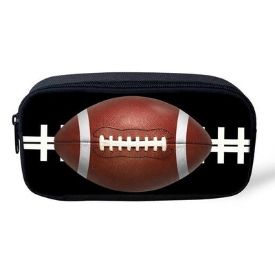 Sports 3D Pencil Case - Football