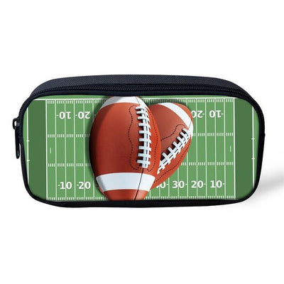Sports 3D Pencil Case - Football2