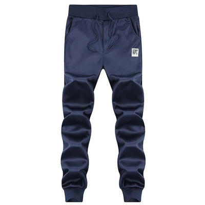 Trendy Track Pants - Dark Blue5 / S