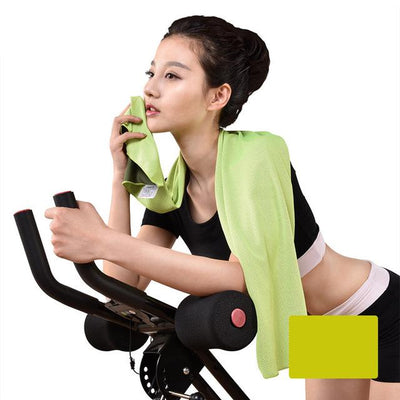 Cooling Towel - Green
