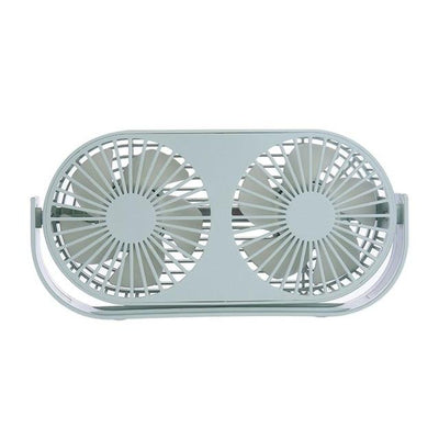 Aromatherapy Mini Desktop Fan - Green