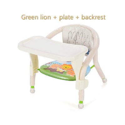 Children's DIning Chair - Green luxury
