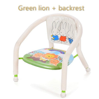 Children's DIning Chair - Greenregular version