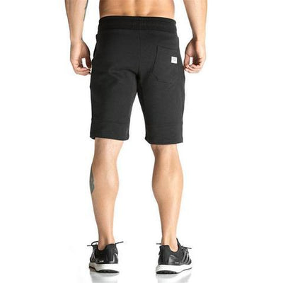 Relaxed Sweat Short - Black / M