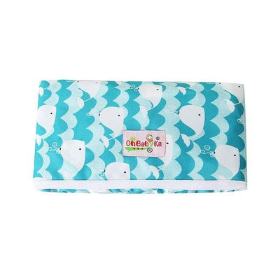 3 in 1 Waterproof Diaper Changing Pad - HND03