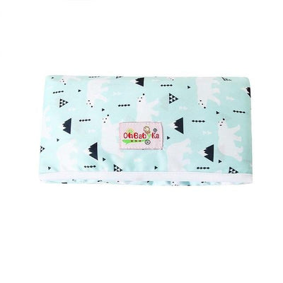 3 in 1 Waterproof Diaper Changing Pad - HND05