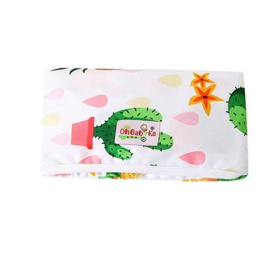 3 in 1 Waterproof Diaper Changing Pad - HND06
