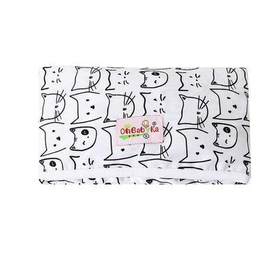 3 in 1 Waterproof Diaper Changing Pad - HND08