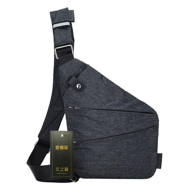Cross-Body Sling Bag - Left Shoulder