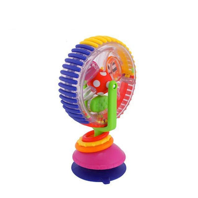 Spinning Wheel Baby Toy -