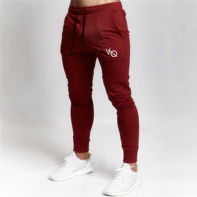 Vanquish Men's Casual Sportswear - Red Pant / M