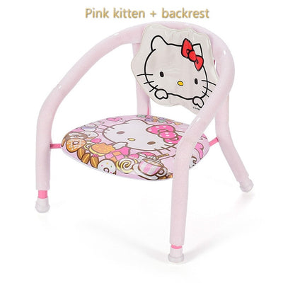 Children's DIning Chair - Pink regular version