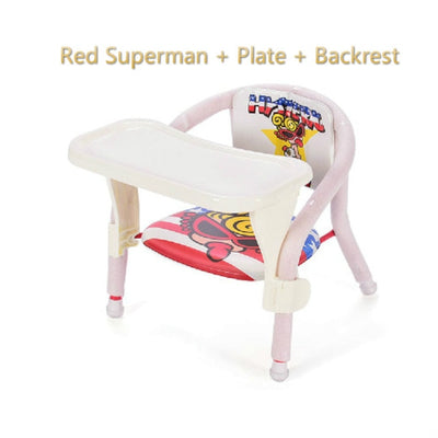 Children's DIning Chair - Red luxury