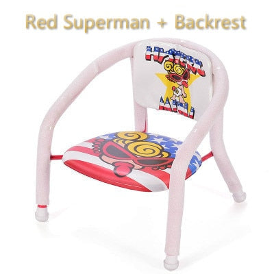 Children's DIning Chair - Red regular version
