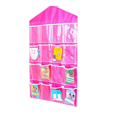 Hanging Organizer - Rose Red