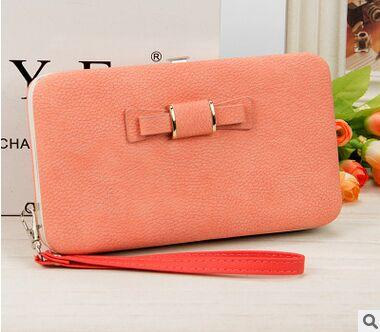 Wallet for Women - Sakura powder