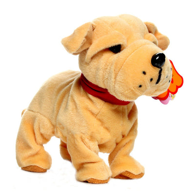 Sound Control Robot Dogs - Shar Pei