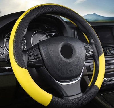 Steering Wheel Cover - Yellow