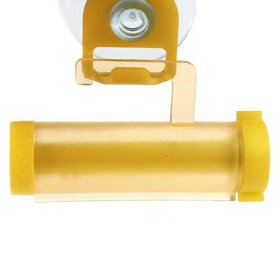Creative Toothpaste Squeezer - Yellow
