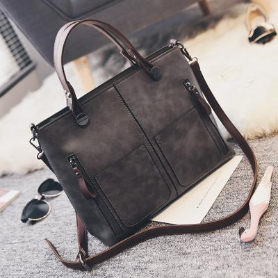 Luxury Handbag for Women - gray