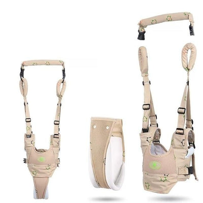 Baby Walker Harness - Khaki
