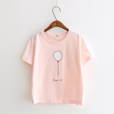 Dream Up Tees - pink / S