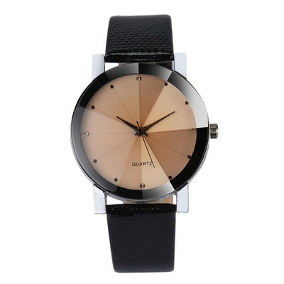 Luxury Brand Unisex Watch - sliver