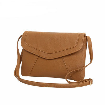 Vintage Leather Crossbody Bags -