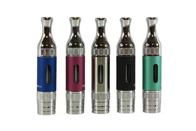 Aspire ET-S Glass Bottom Vertical Coil Clearomizer 1.8 ohm 3 ml - SpaceMonkey Vape