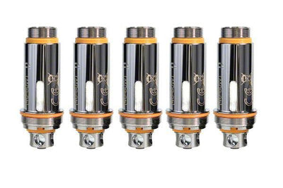 Aspire Cleito Replacement Coil - 5 pack - SpaceMonkey Vape