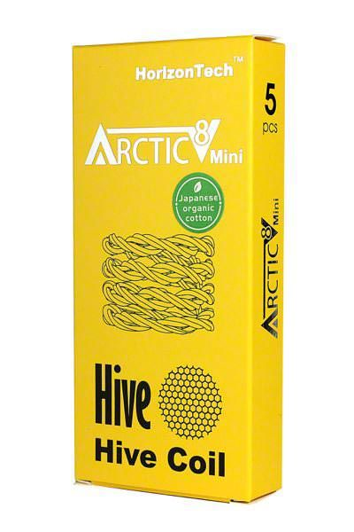 Horizon Arctic V8 Hive Replacement coil - 5 pack - SpaceMonkey Vape