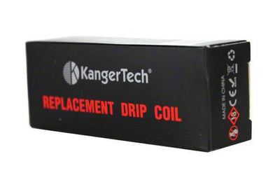 Kanger Drip Box Coils - 3 Pack - SpaceMonkey Vape