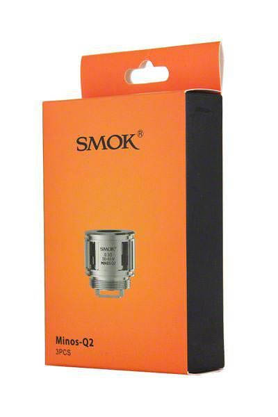 Smok Minos Q2 Replacement Coil - 3 pack - SpaceMonkey Vape