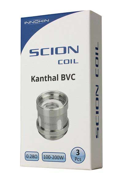 Innokin Scion Replacement Coil - 3 Pack - SpaceMonkey Vape