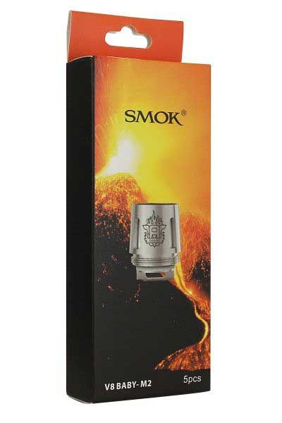 Smok TFV8 Baby Beast M2 Replacement Coil  5 Pack - SpaceMonkey Vape