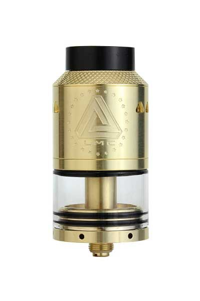 Limitless RDTA Gold Edition - SpaceMonkey Vape