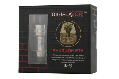 Digiflavor Pharaoh RTA - SpaceMonkey Vape