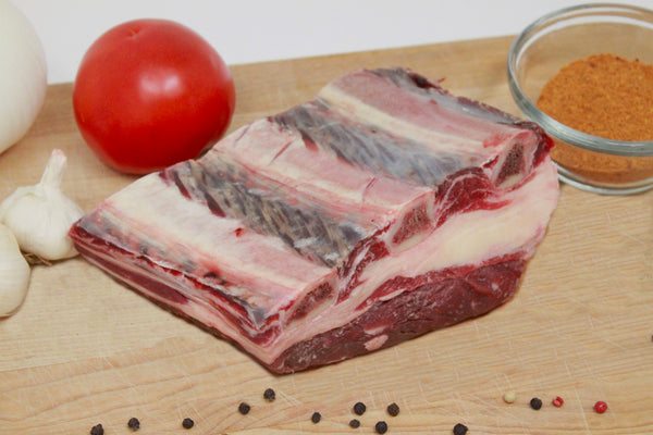 Beef Ribs and Ground Beef Kit