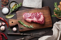 Boneless Ribeye Steak (1-1.4 lb per pkg)