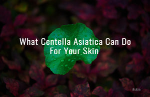 What Centella Asiatica Can Do For Your Skin