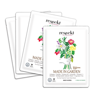 RESPEKT Organic Facial Sheet Masks