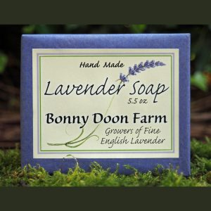 Bonny Doon Farm Fine English Lavender Soap